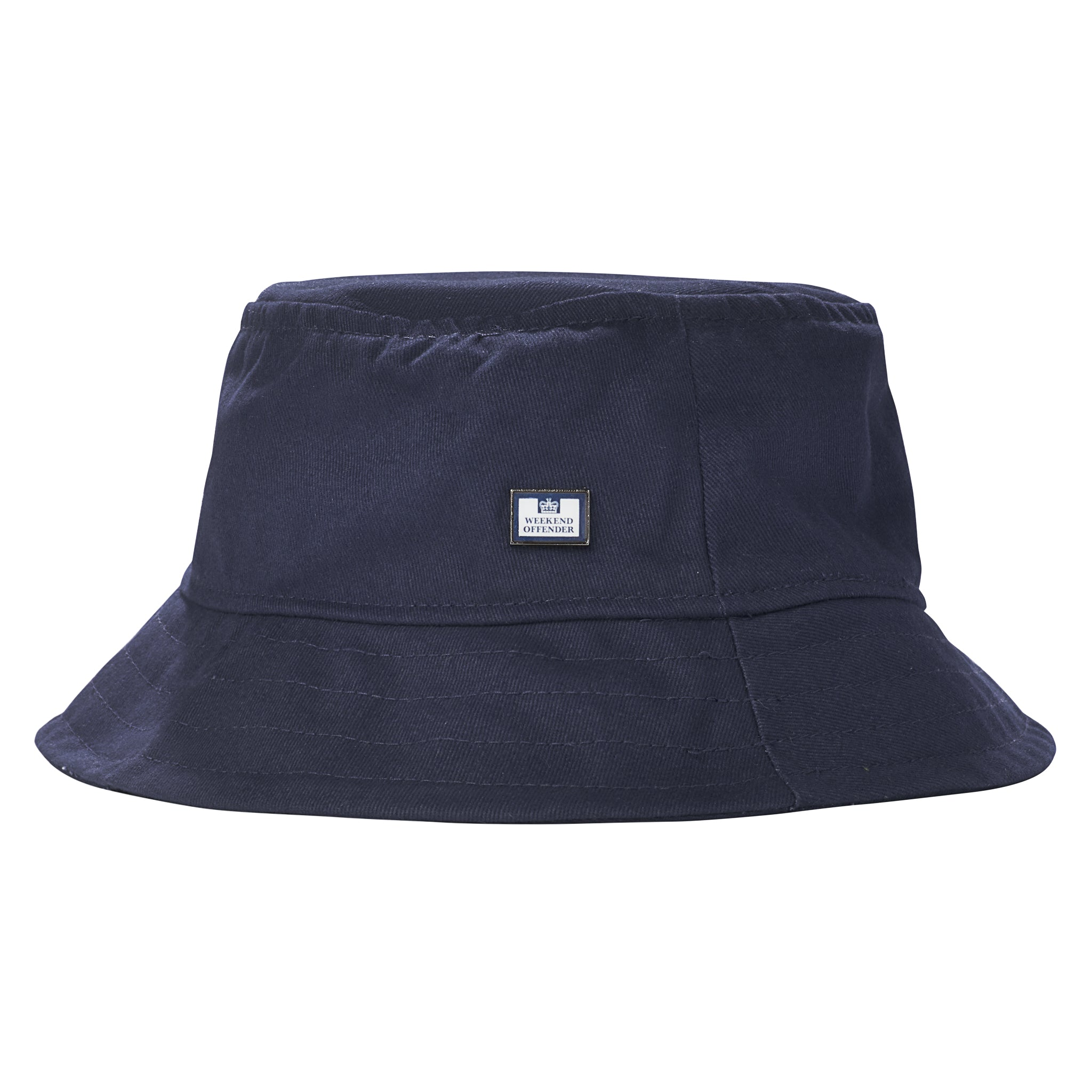 41afd6dfb25 King Bucket Hat Navy – Weekend Offender