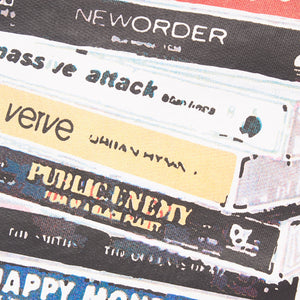 Cassettes Sweat Rust
