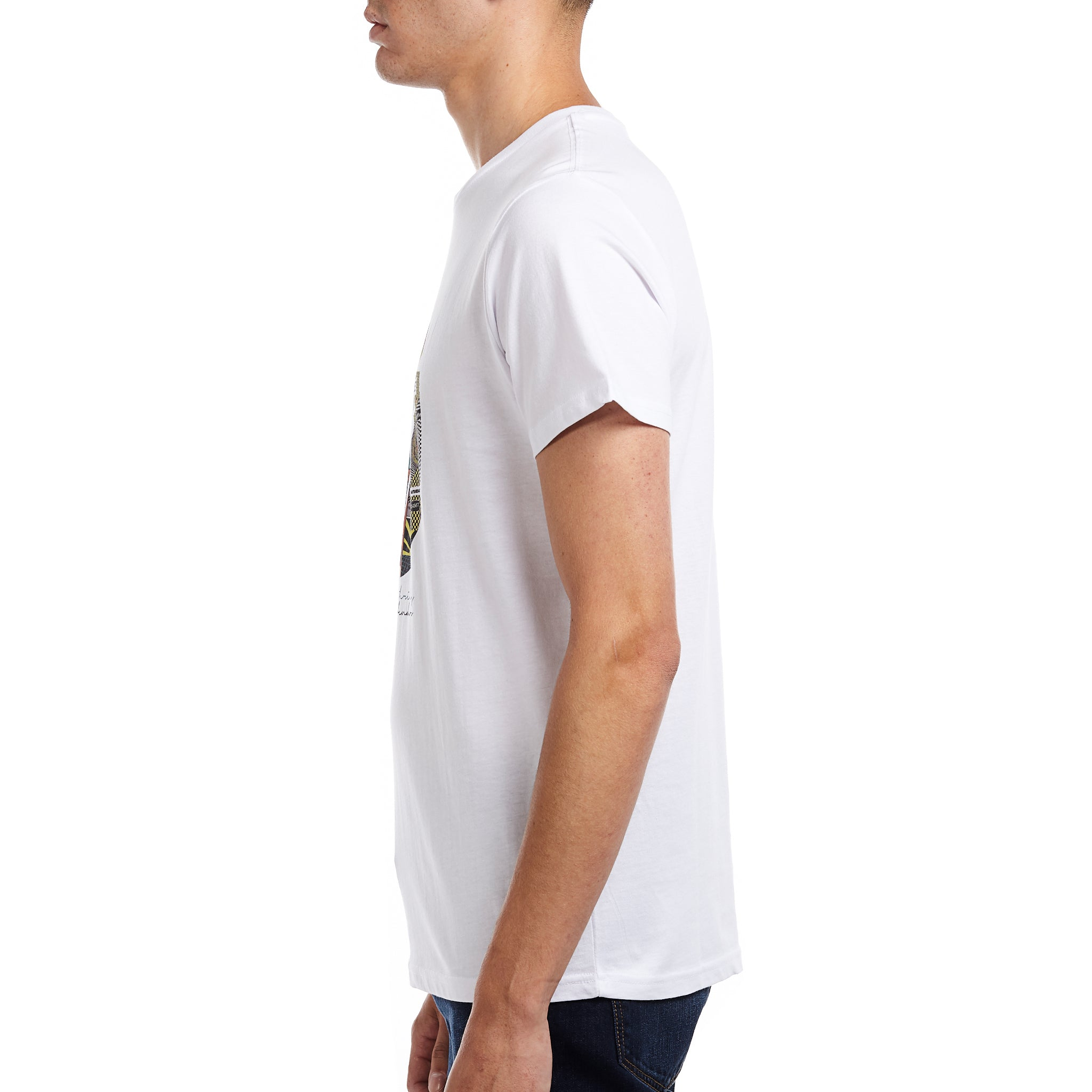 Pills And Thrills Tee White