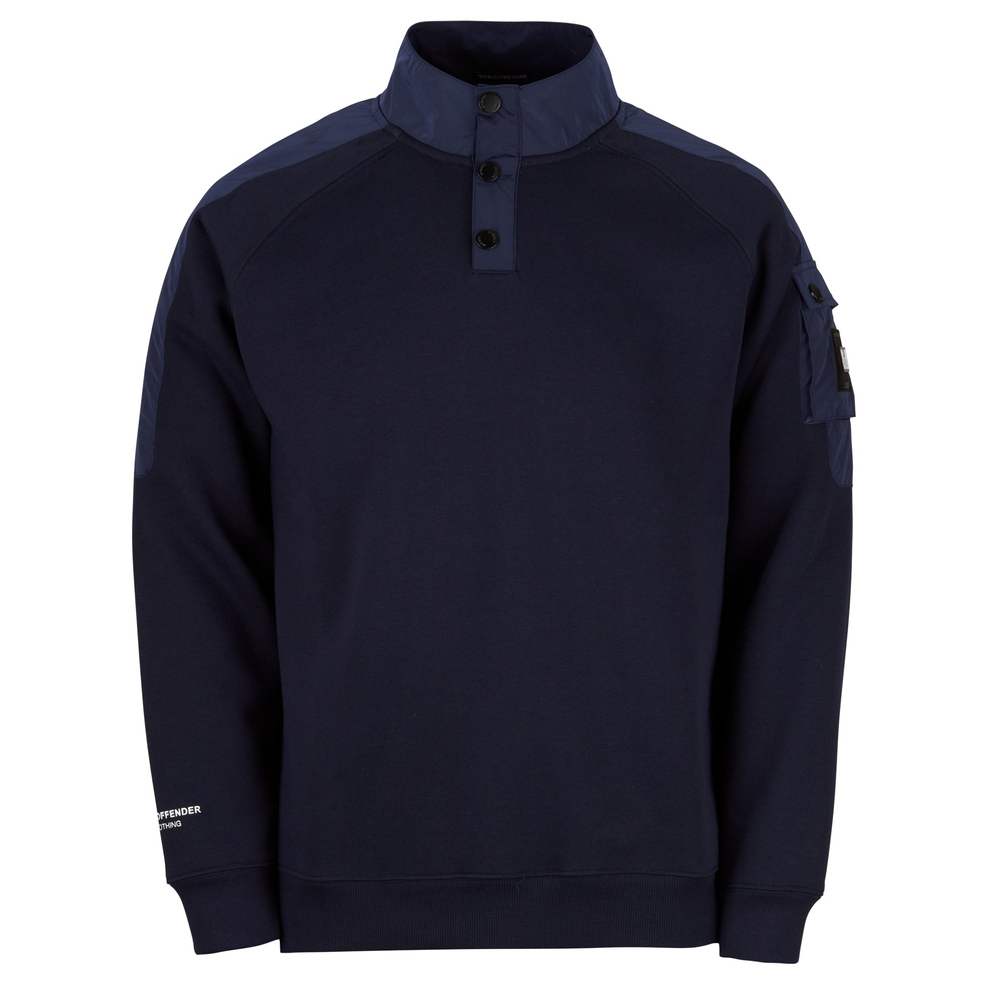 Griffith AW18 Navy