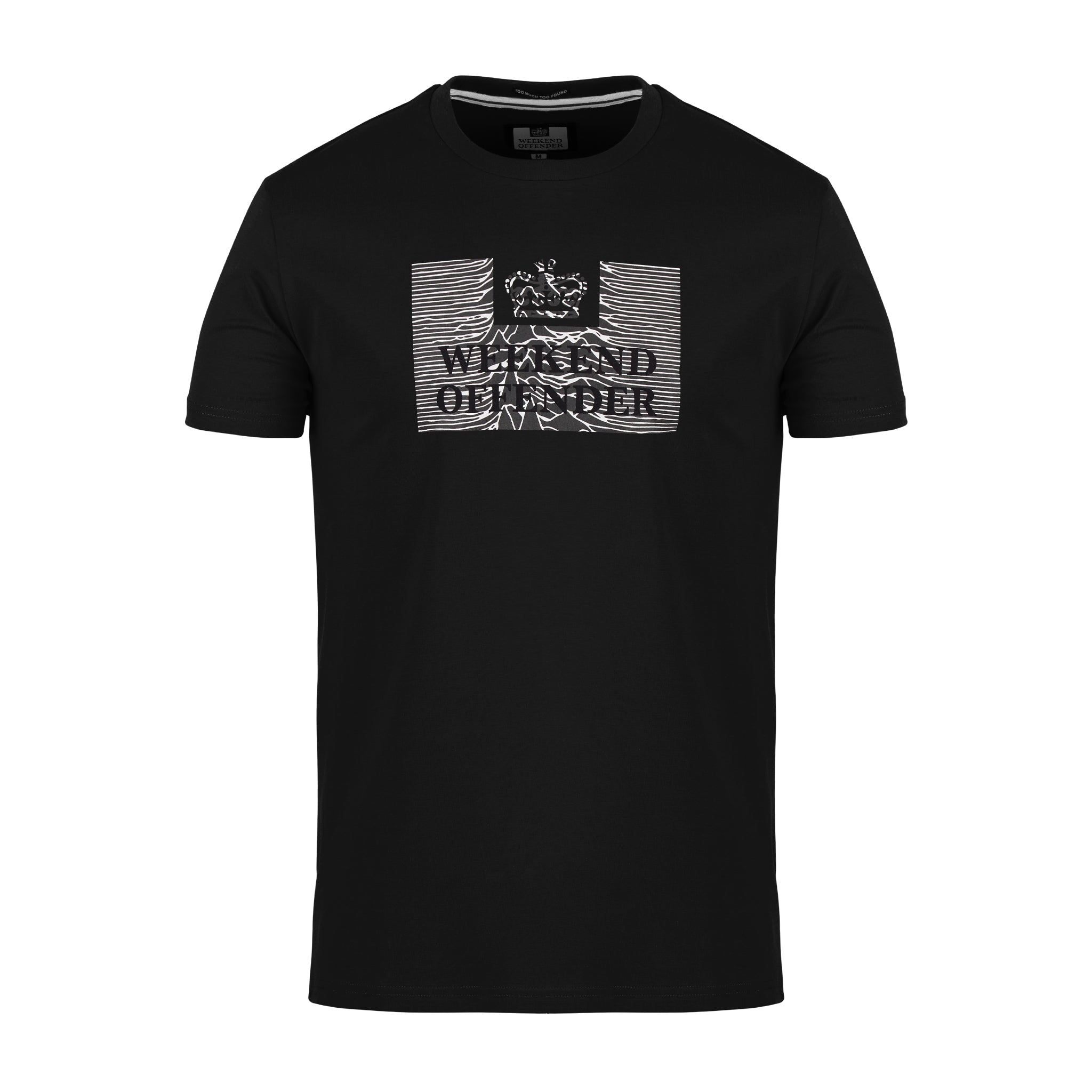 Unknown Pleasures Black