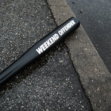 Baseball Bat Black