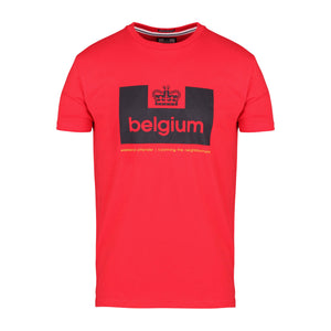 Country Series Belgium Red