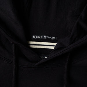 Broke Hoody Black