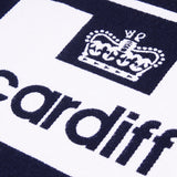 City Series Cardiff Scarf Navy