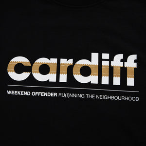 City Series 4 Cardiff Black