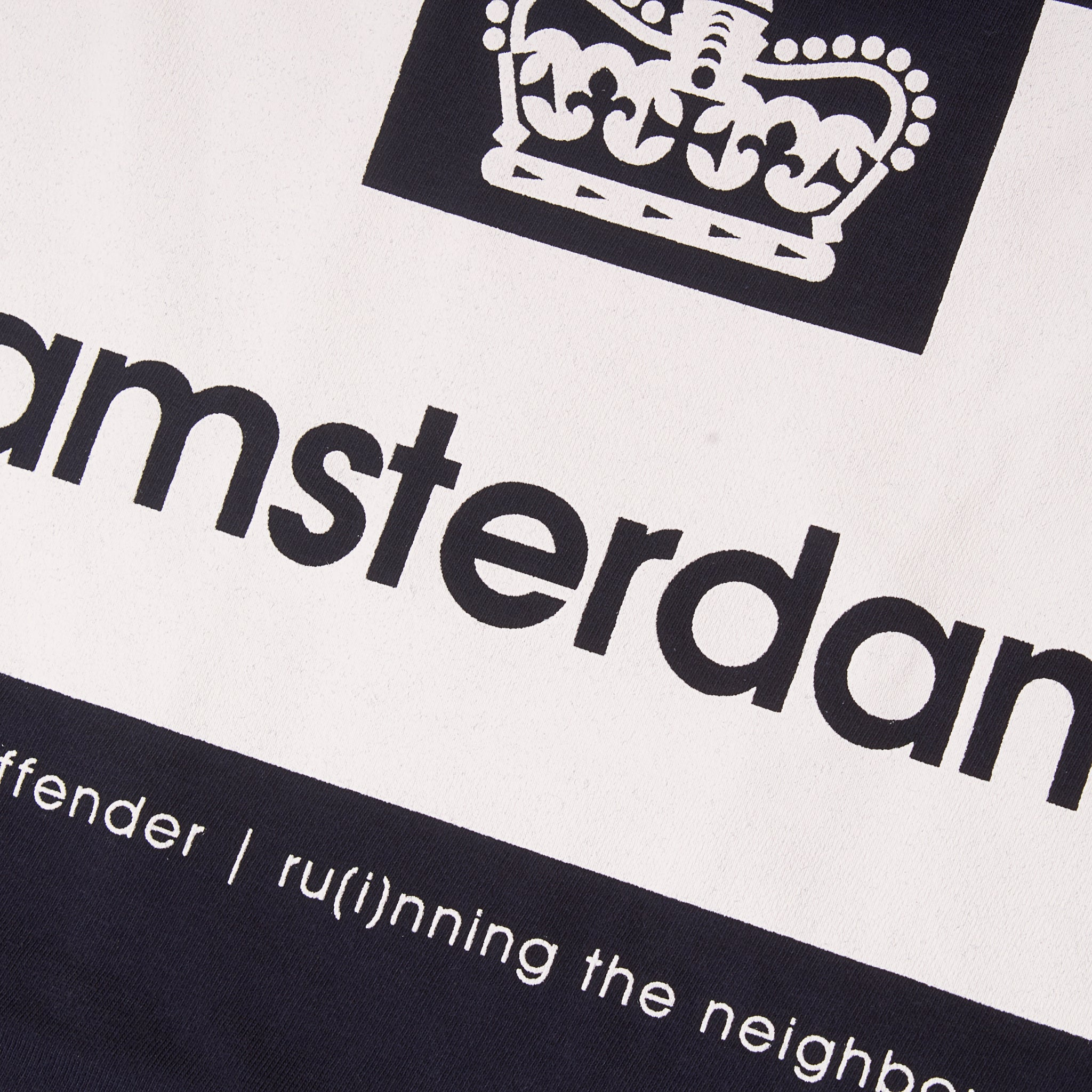 City Series Amsterdam Navy