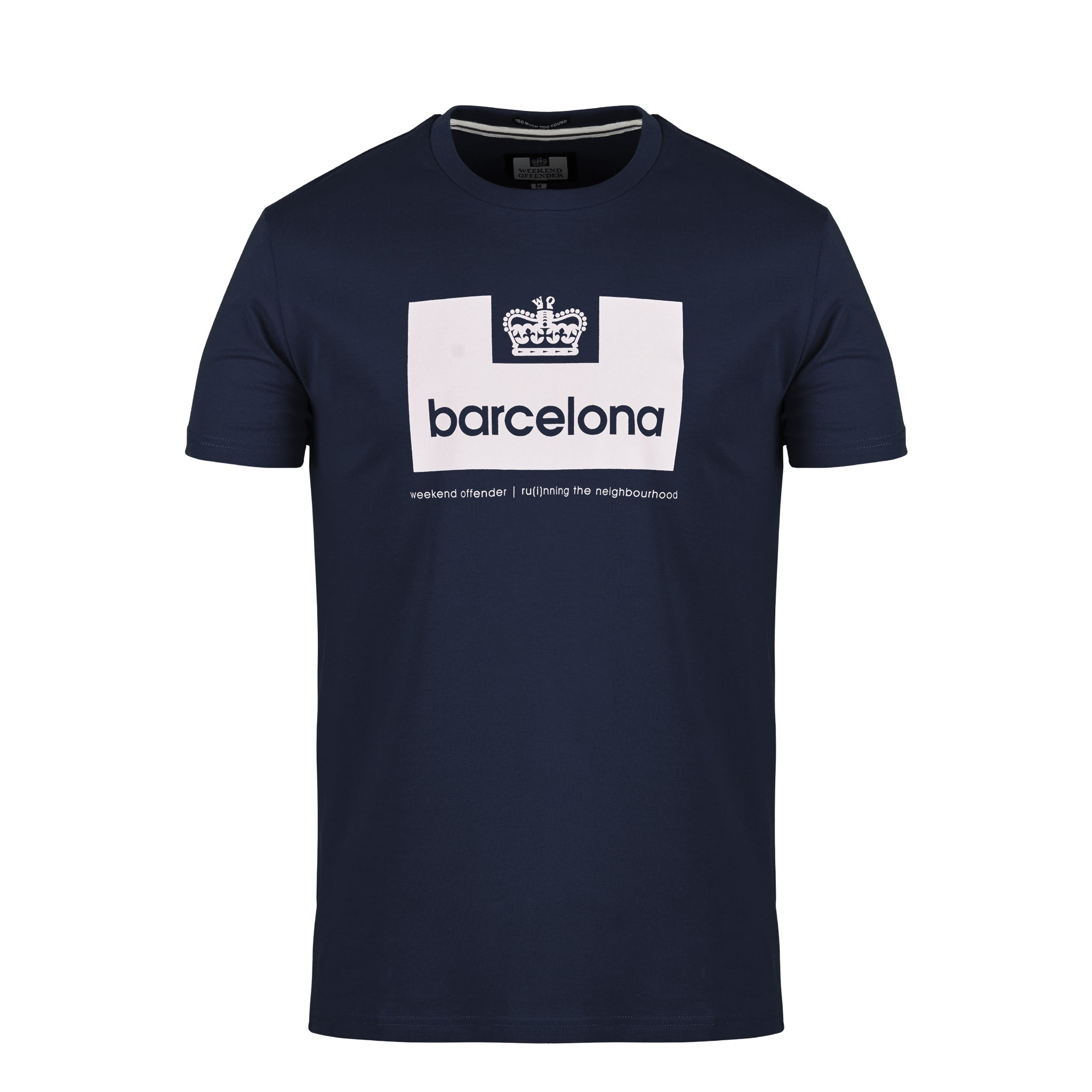 City Series Barcelona Navy