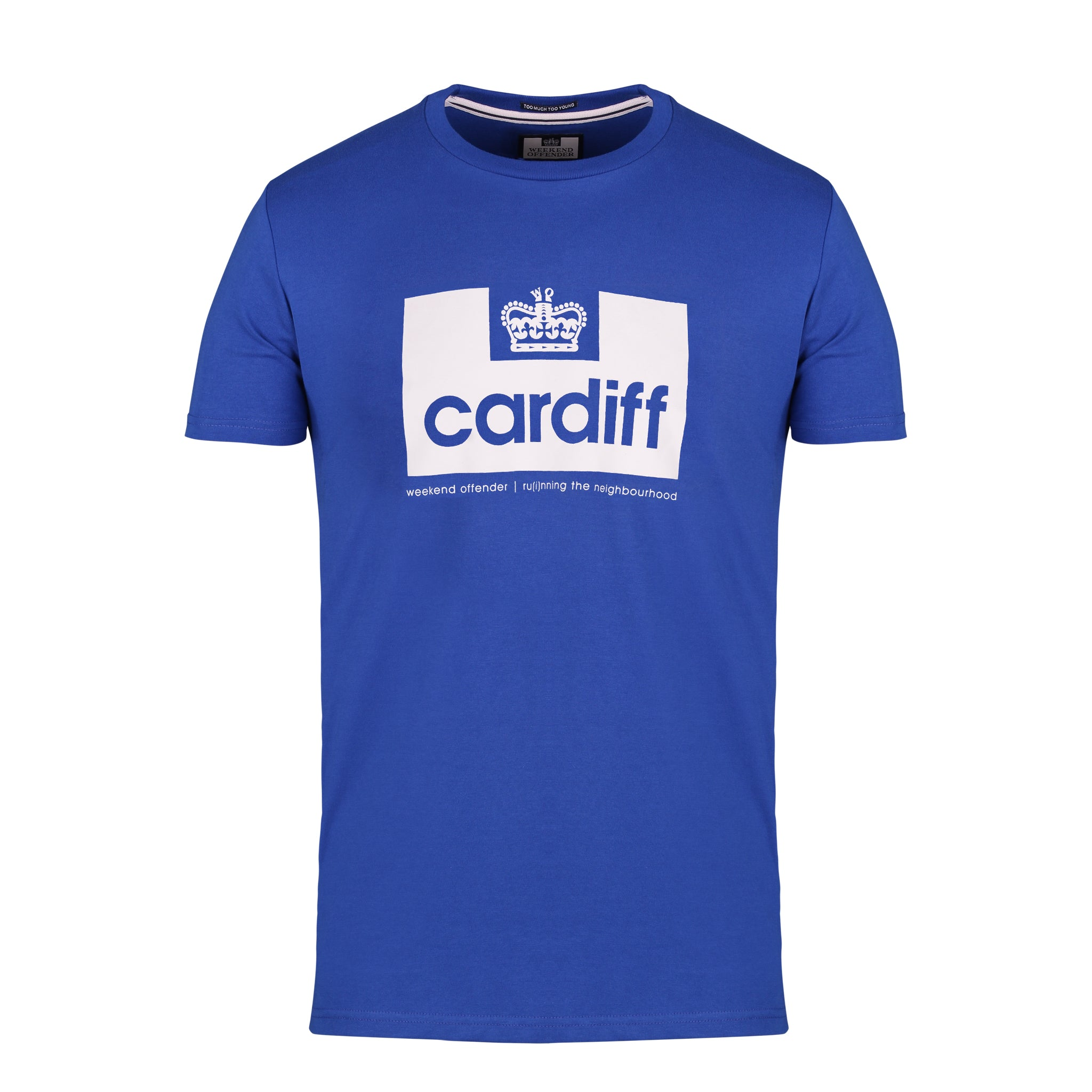City Series Cardiff Electric