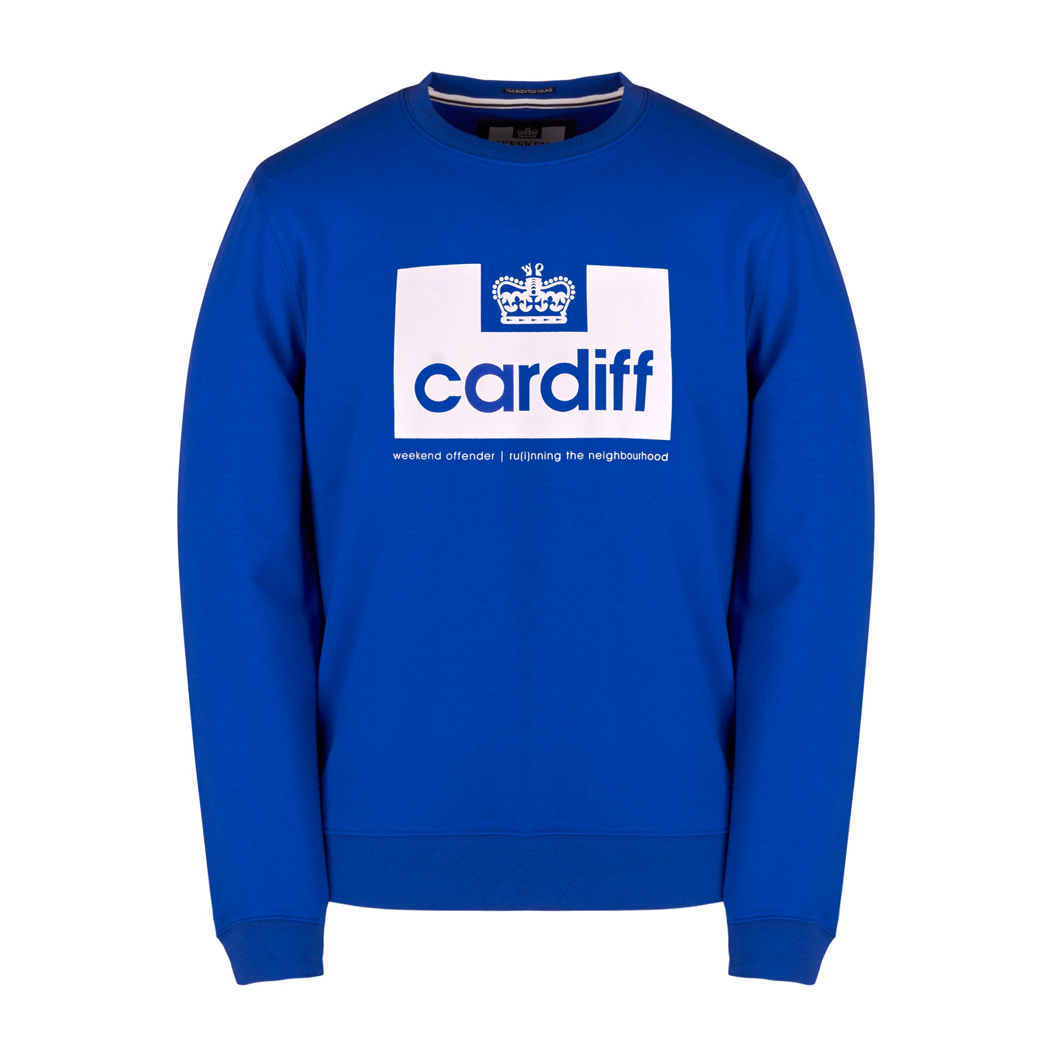 City Series 2 Cardiff Sweat Electric