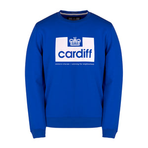 City Series Cardiff Sweat Electric