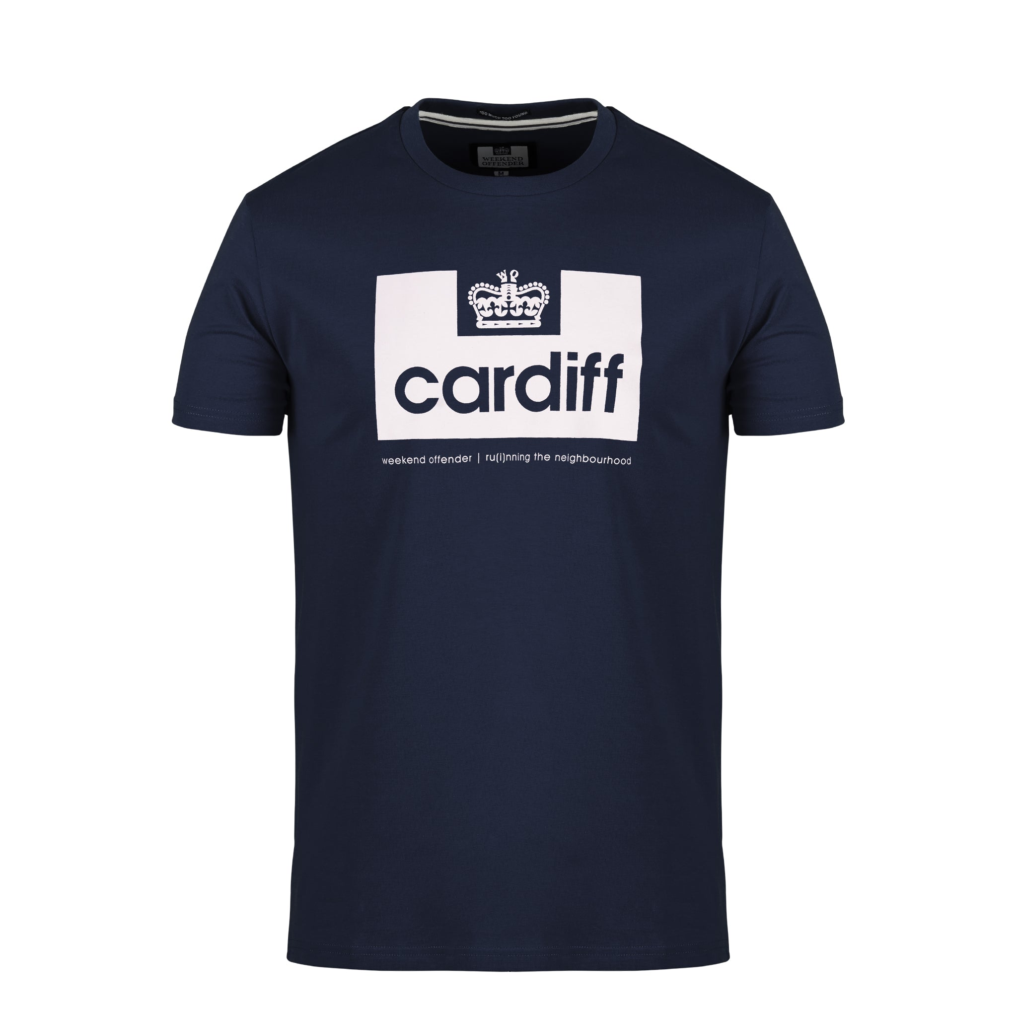 City Series 2 Cardiff Navy