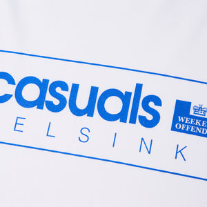 City Series 3 Helsinki Sweat White