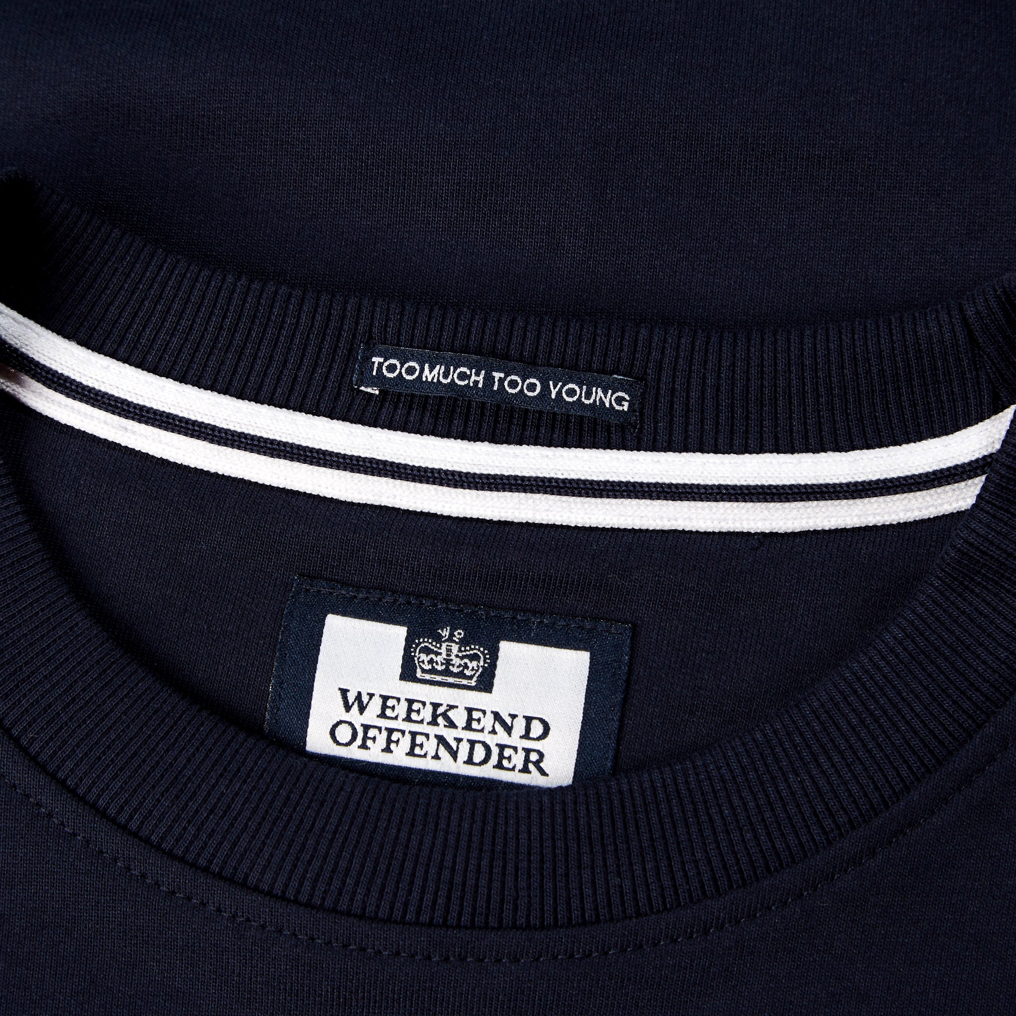 City Series 3 Moscow Sweat Navy