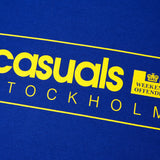 City Series 3 Stockholm Sweat Electric