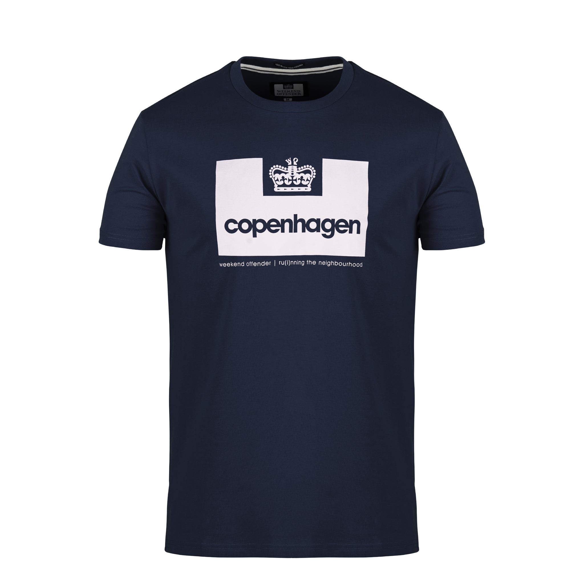 City Series Copenhagen Navy