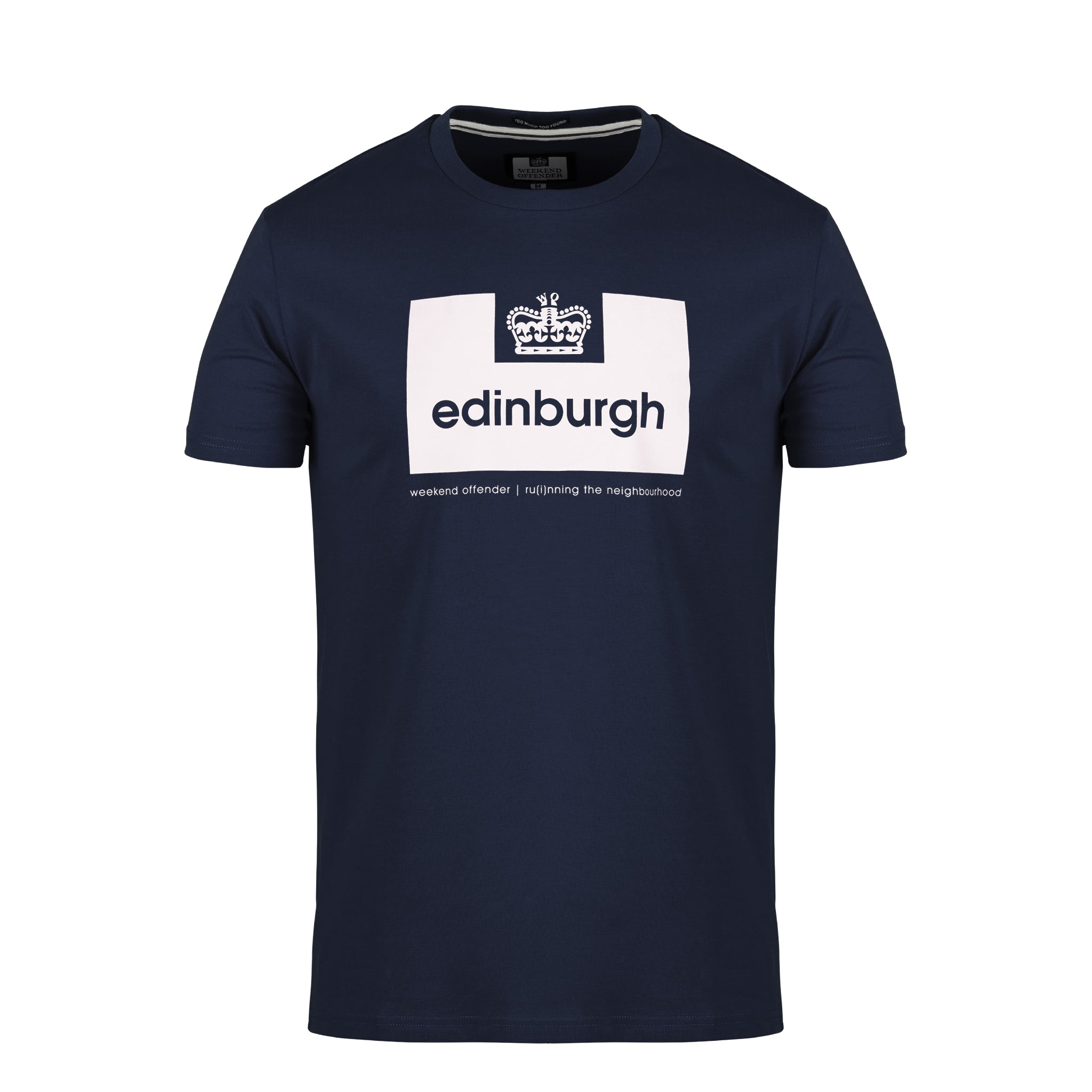 City Series 2 Edinburgh Navy
