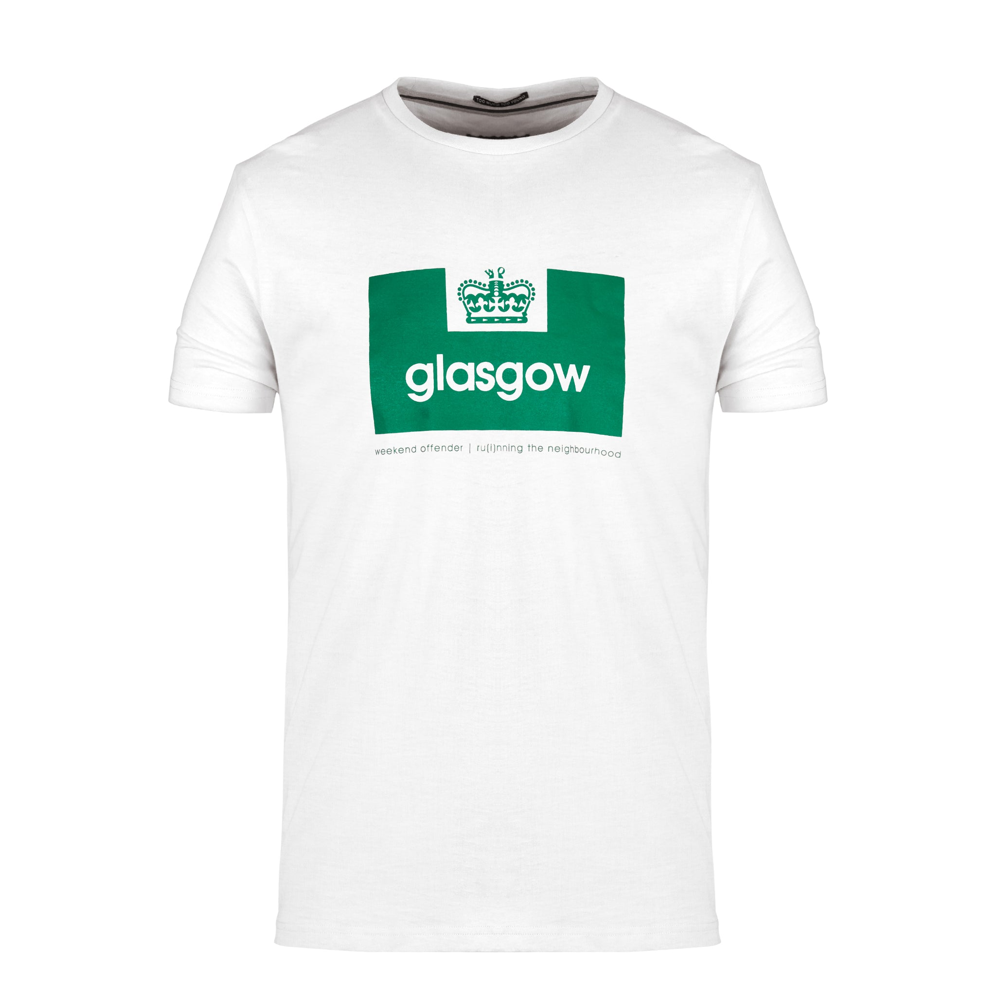 City Series Glasgow White