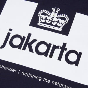 City Series 2 Jakarta Sweat Navy