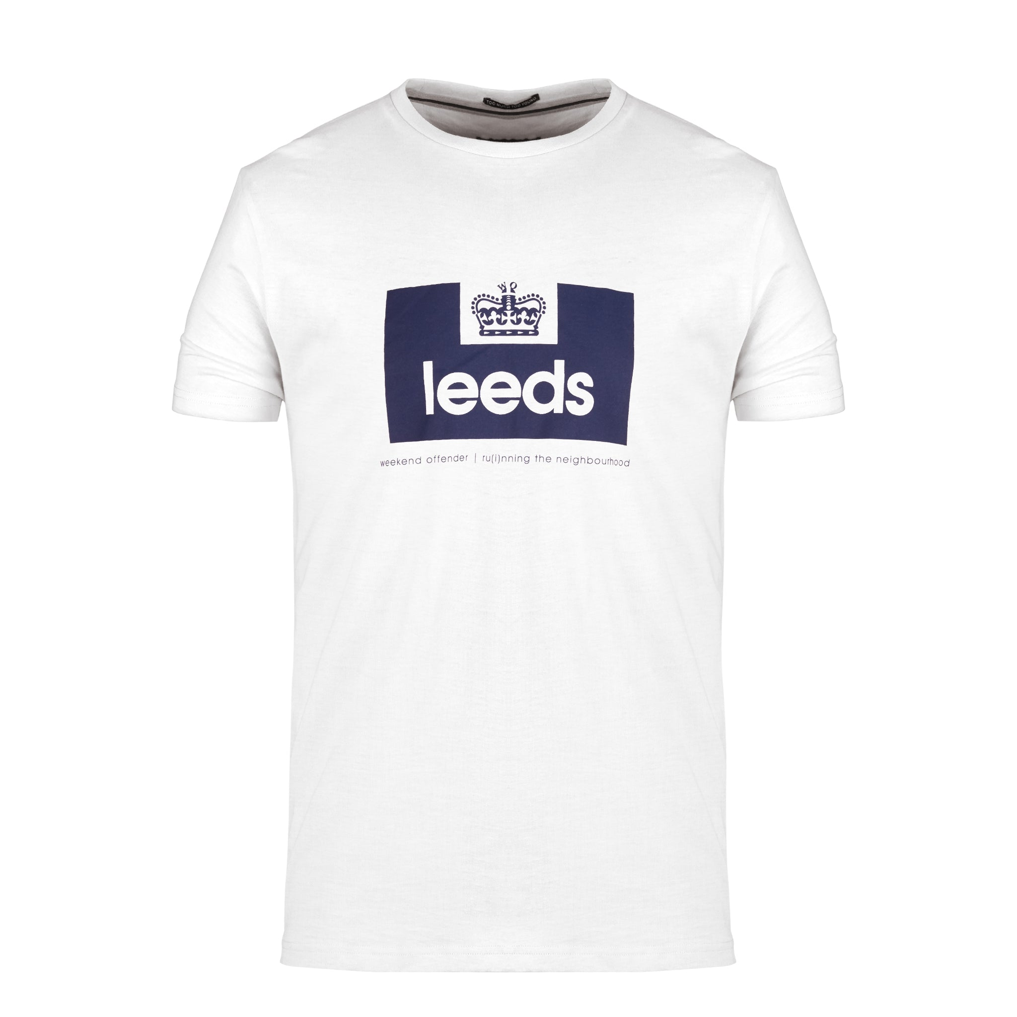 City Series Leeds White