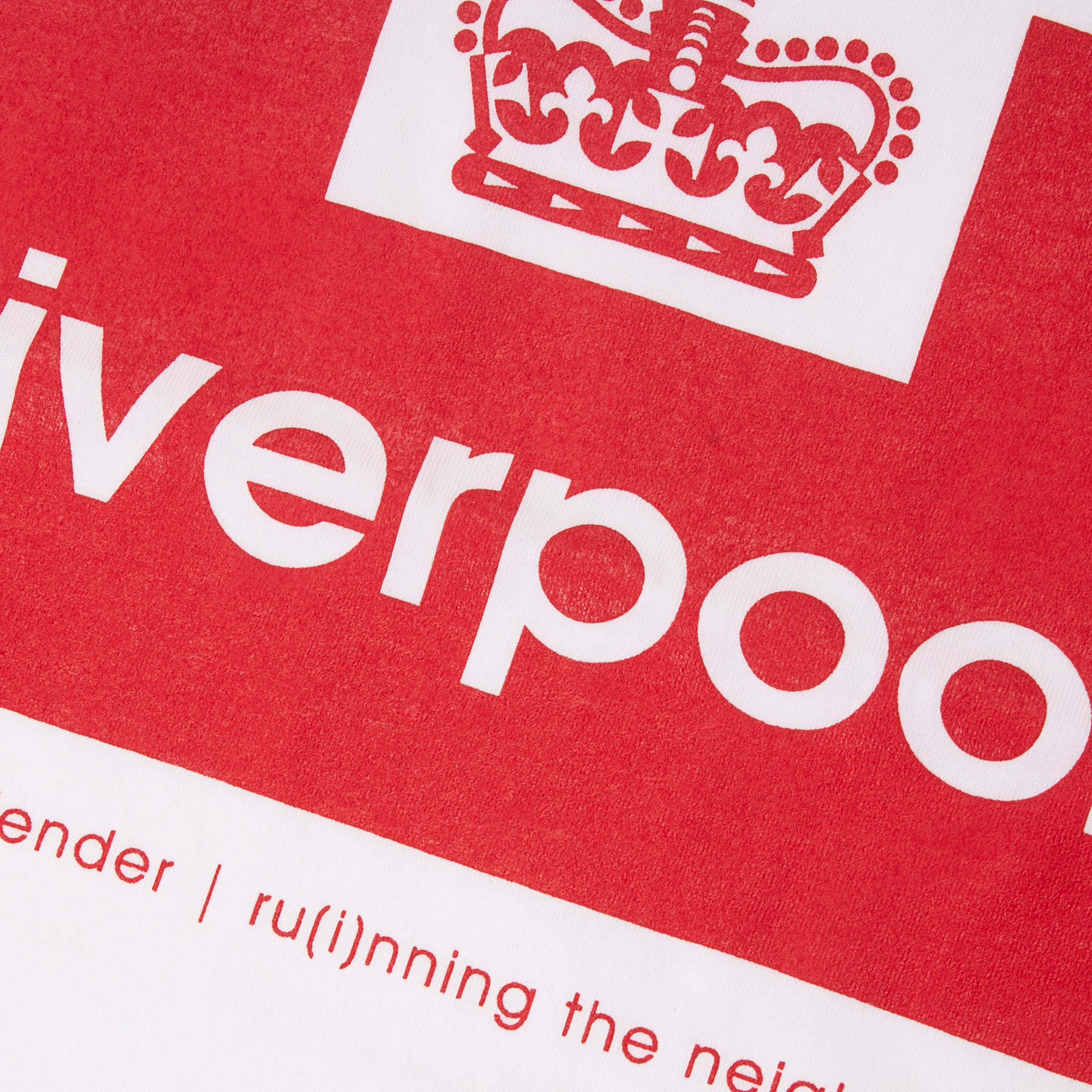 City Series Liverpool White