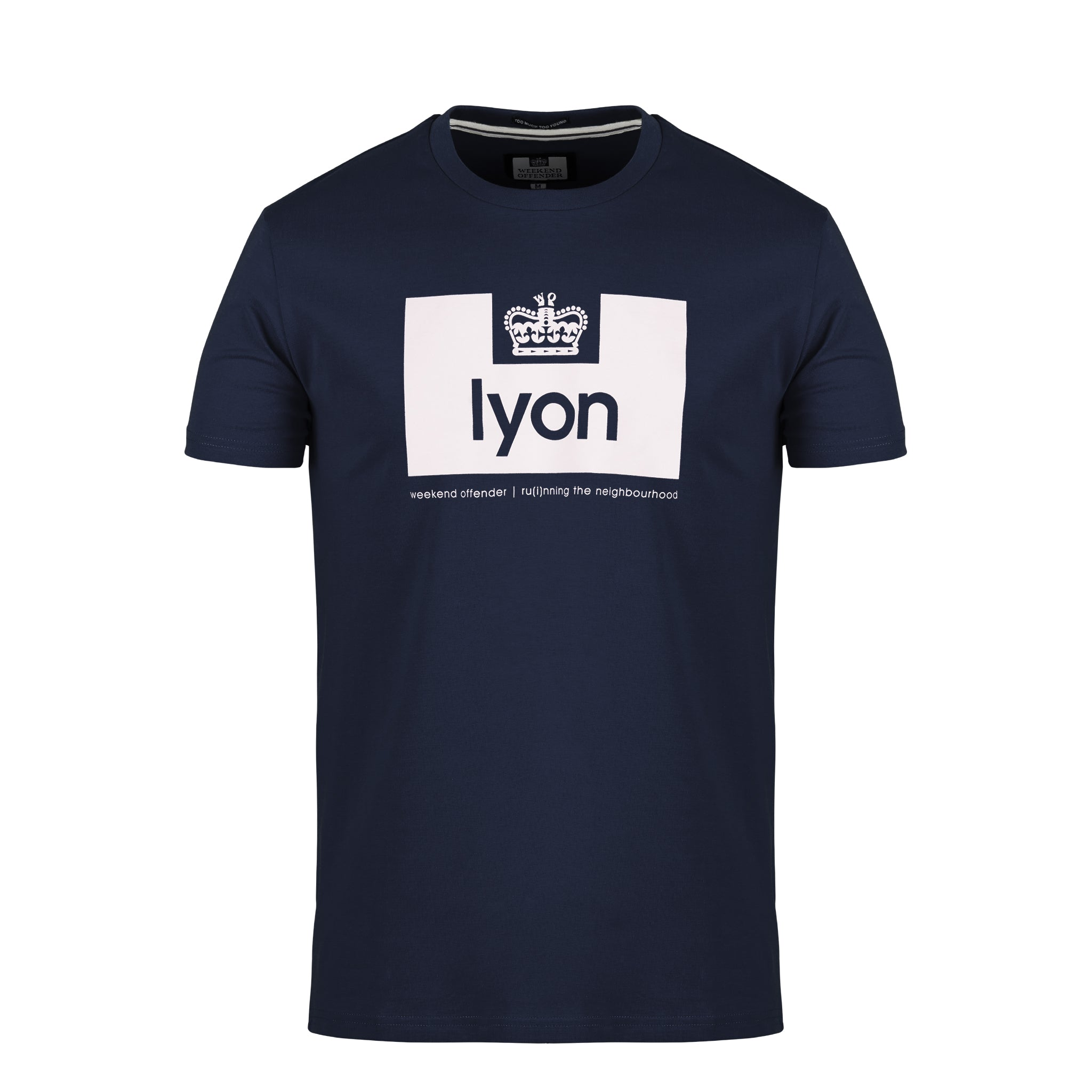 City Series Lyon Navy