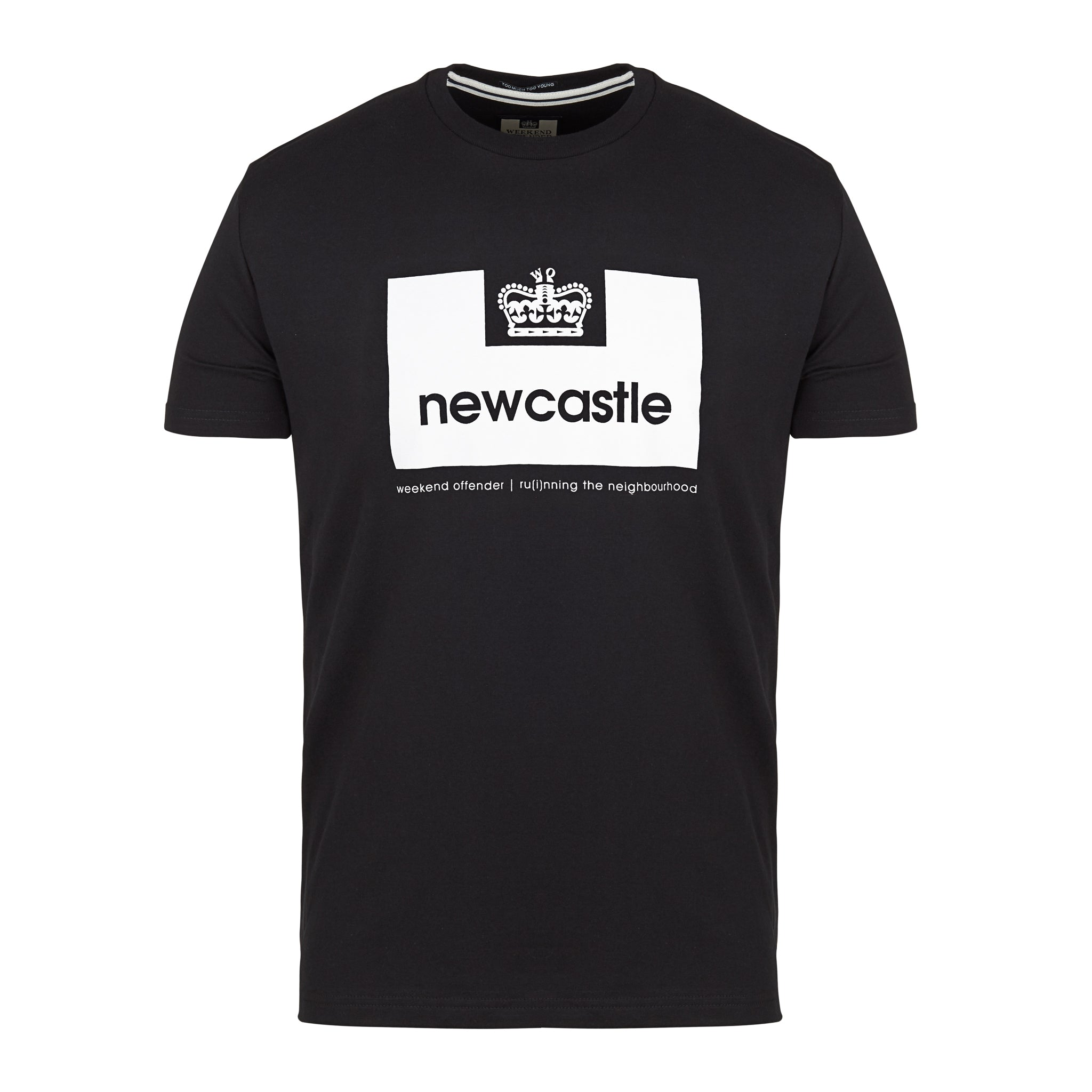 City Series Newcastle Black