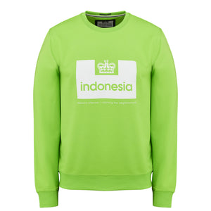 City Series 2 Indonesia Sweat Limetta