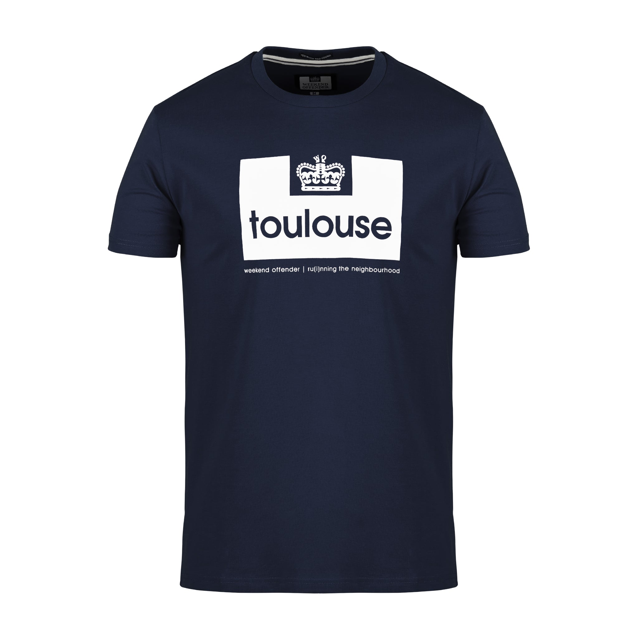 City Series 2 Toulouse Navy