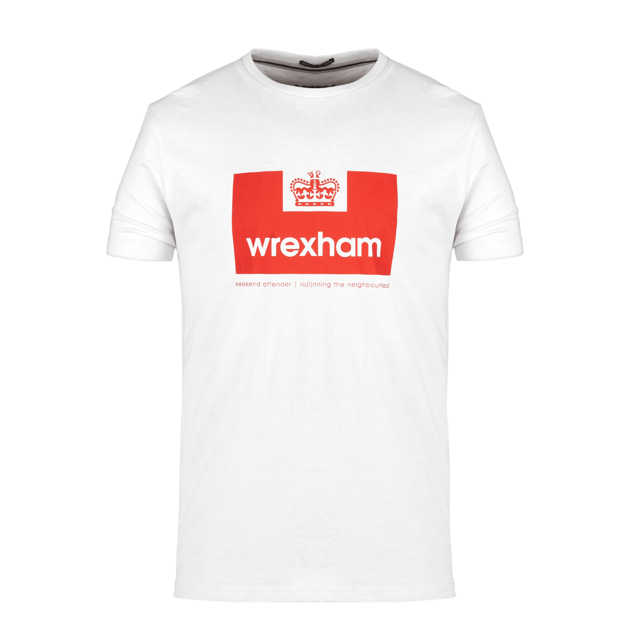 City Series Wrexham White