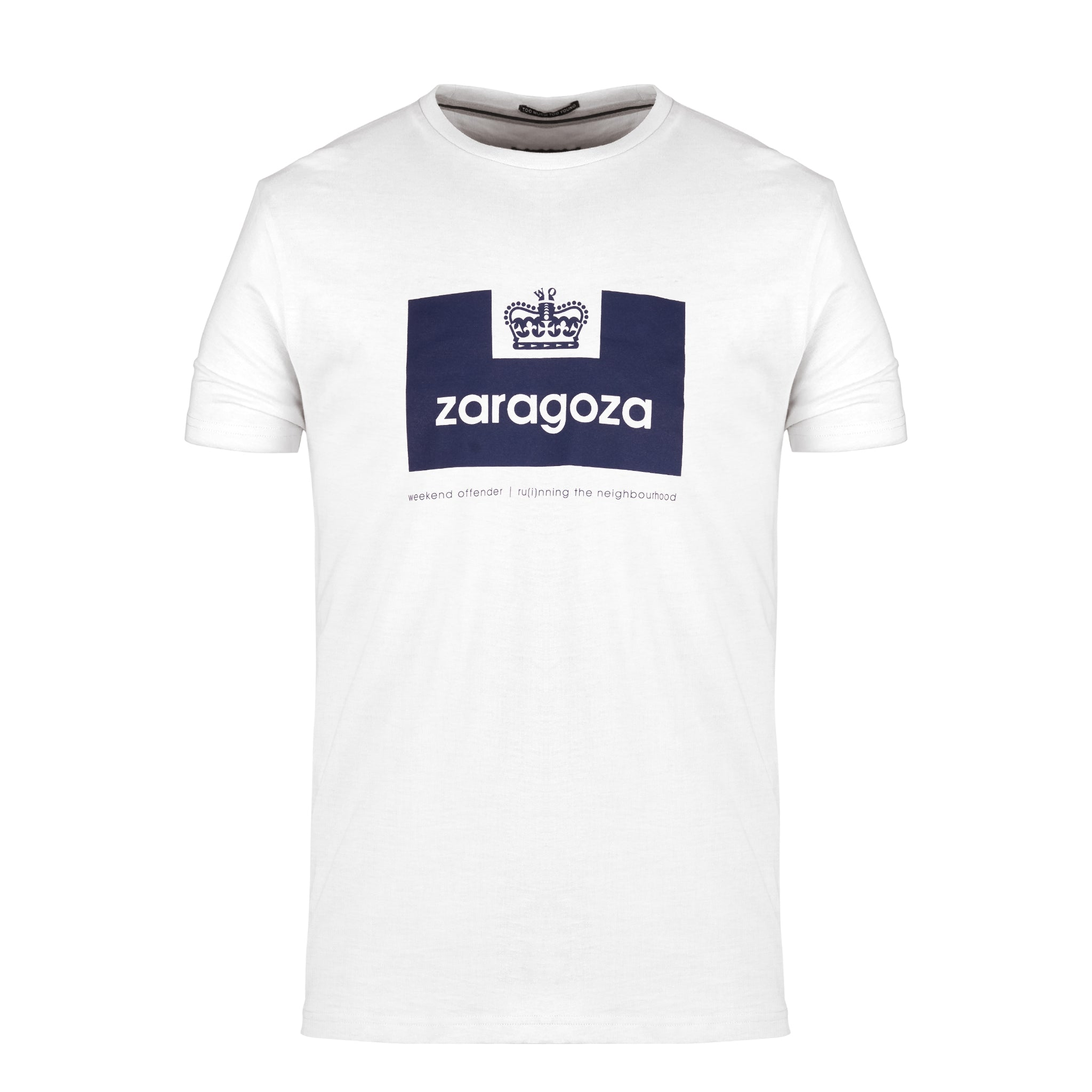 City Series Zaragoza White
