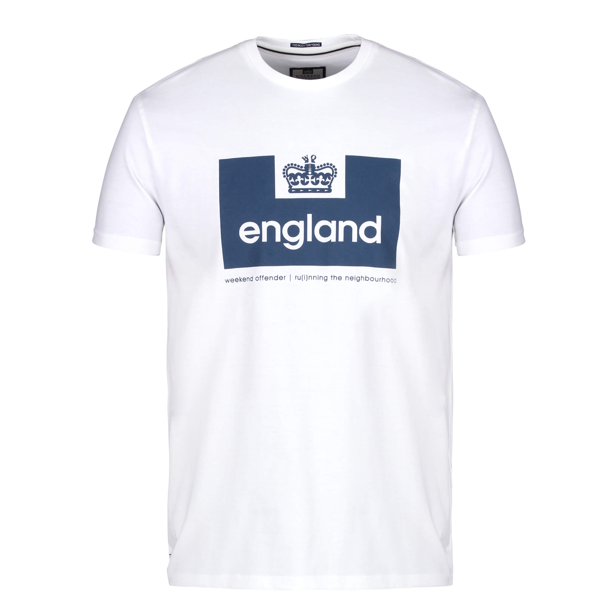 Country Series England White
