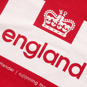 Country Series England Red