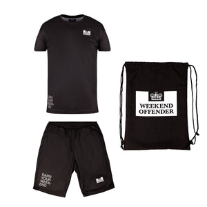 Gym Kit Black