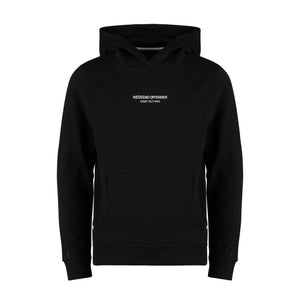 Kids WO Hoody Black