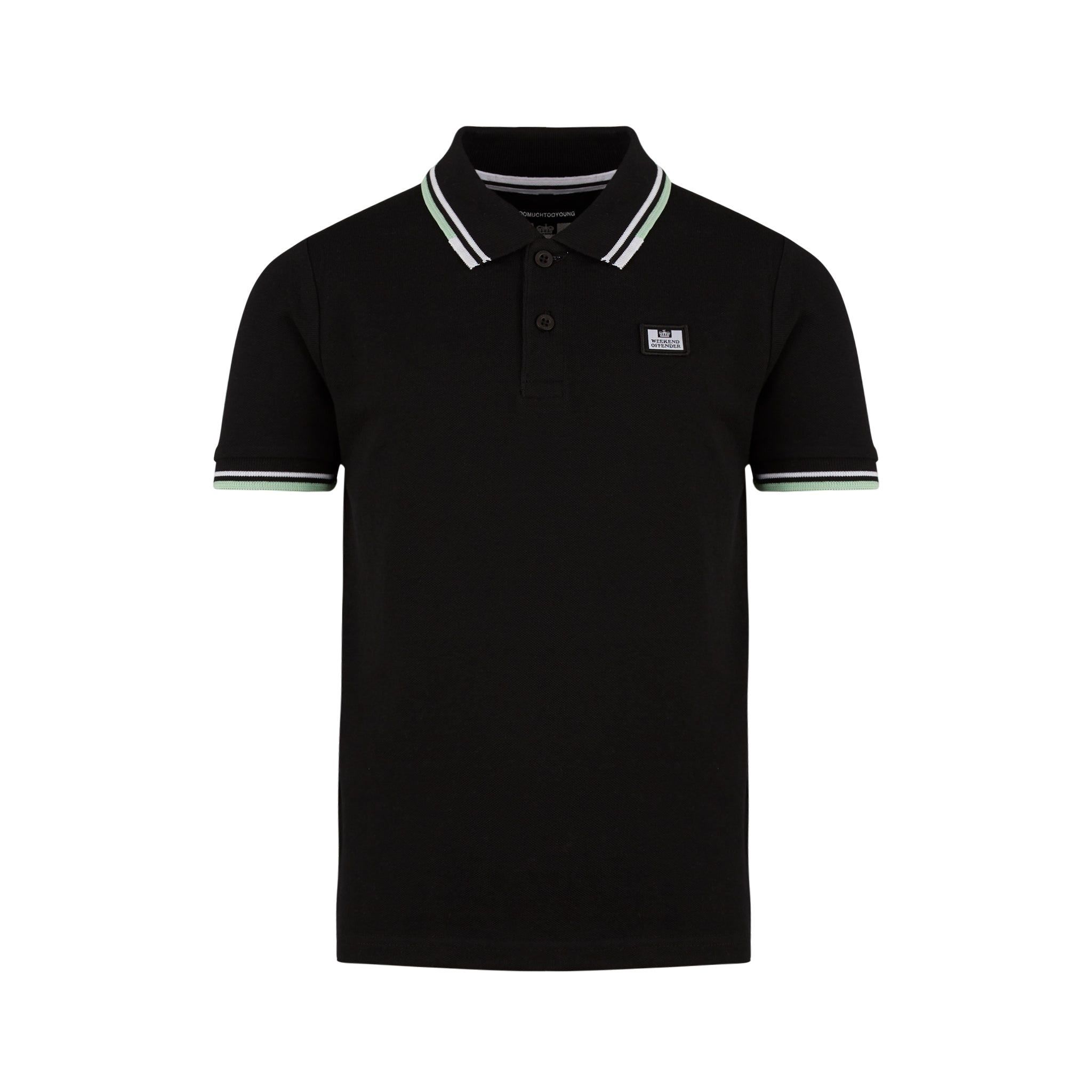 Kids Polo Black