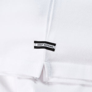 Kids Polo White
