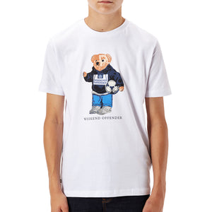 Kids Prison Bear White