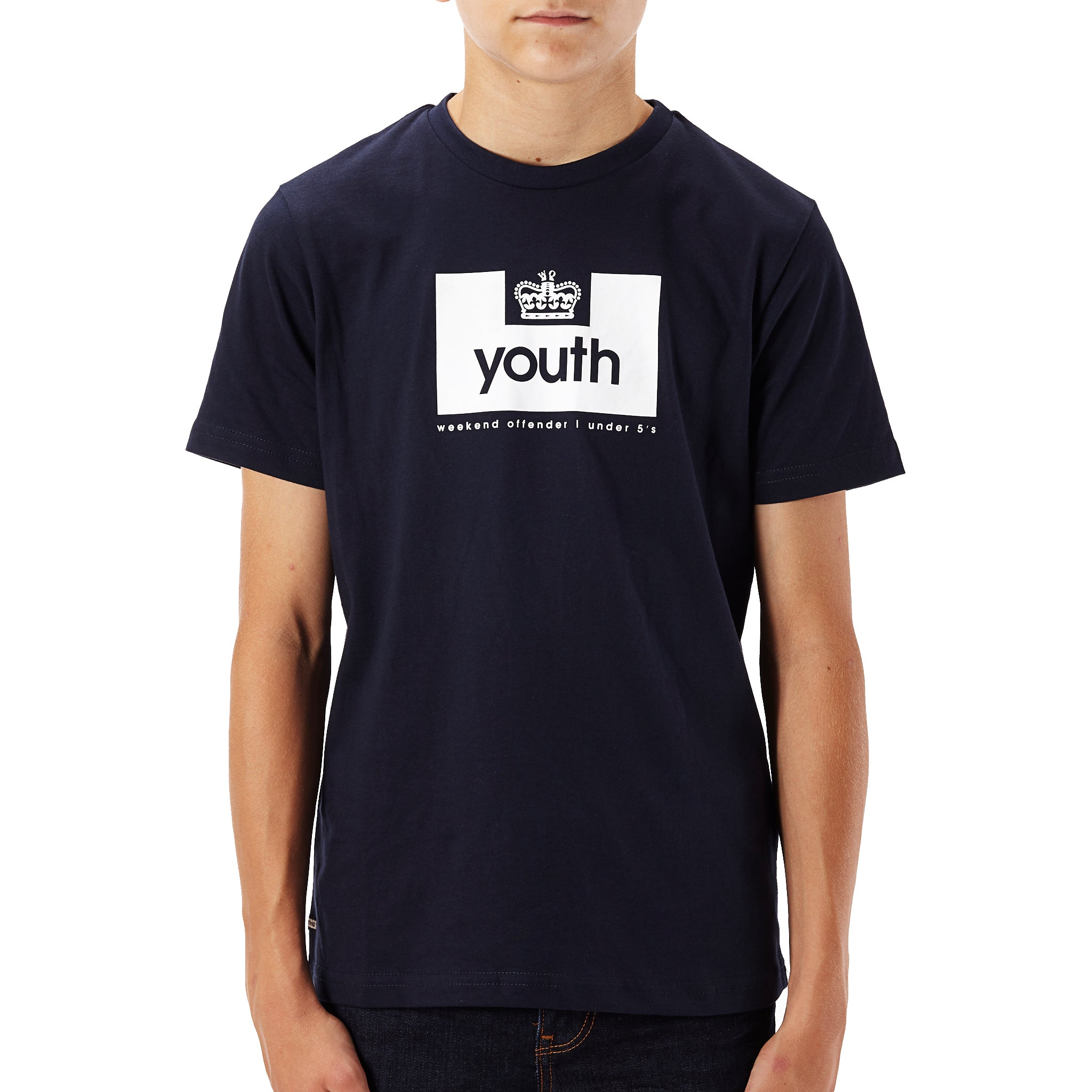 Kids Youth Navy