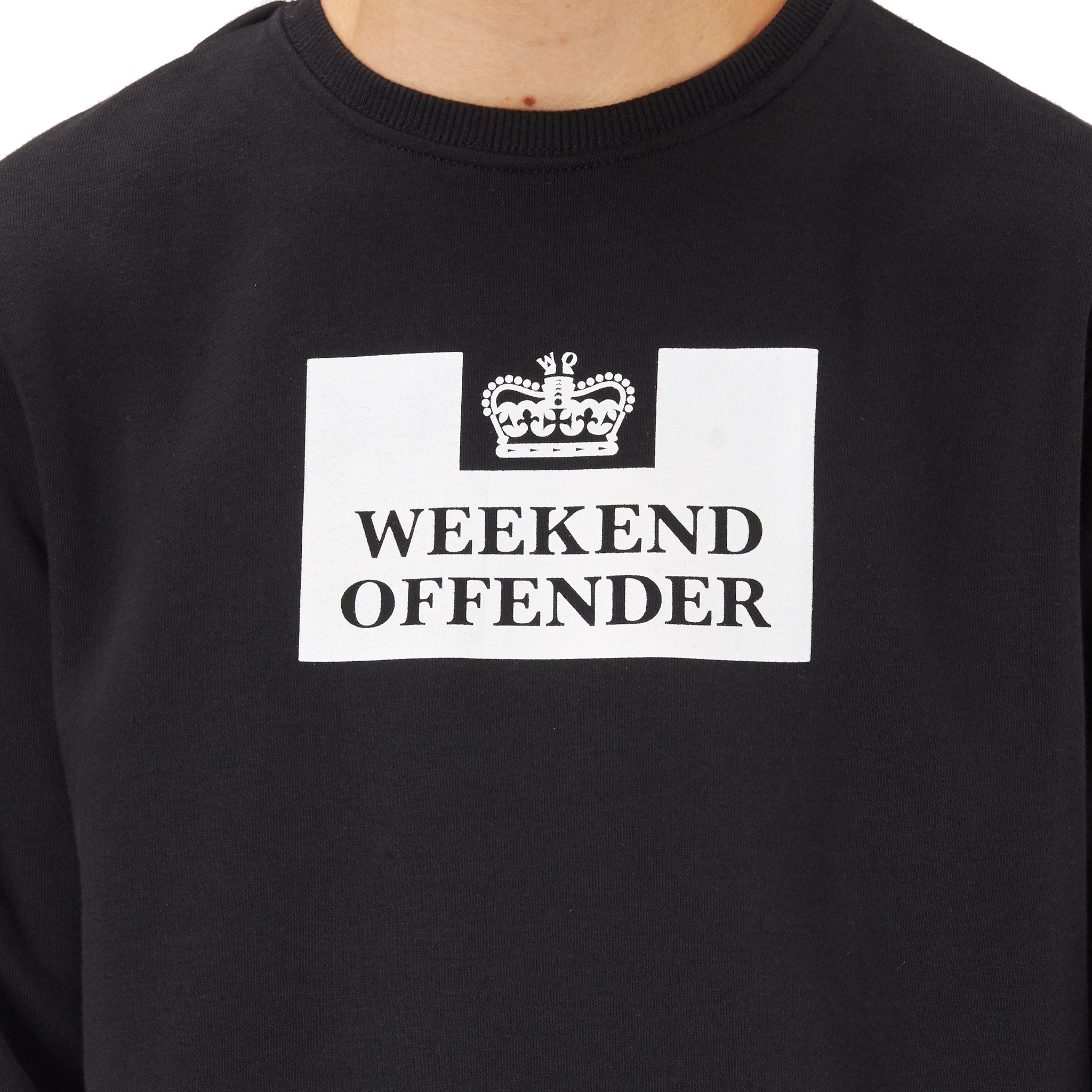 Kids Penitentiary AW18 Black