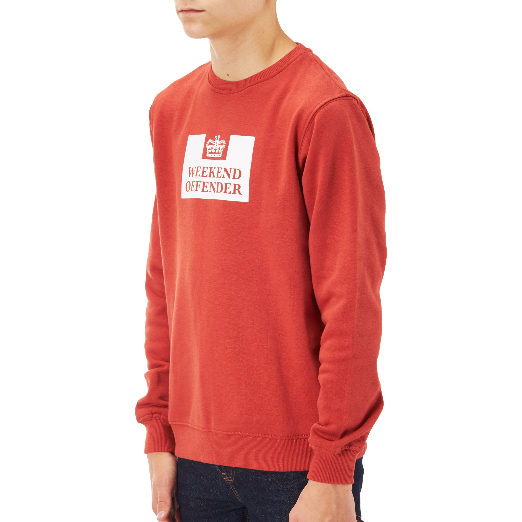 Kids Penitentiary AW18 Rust