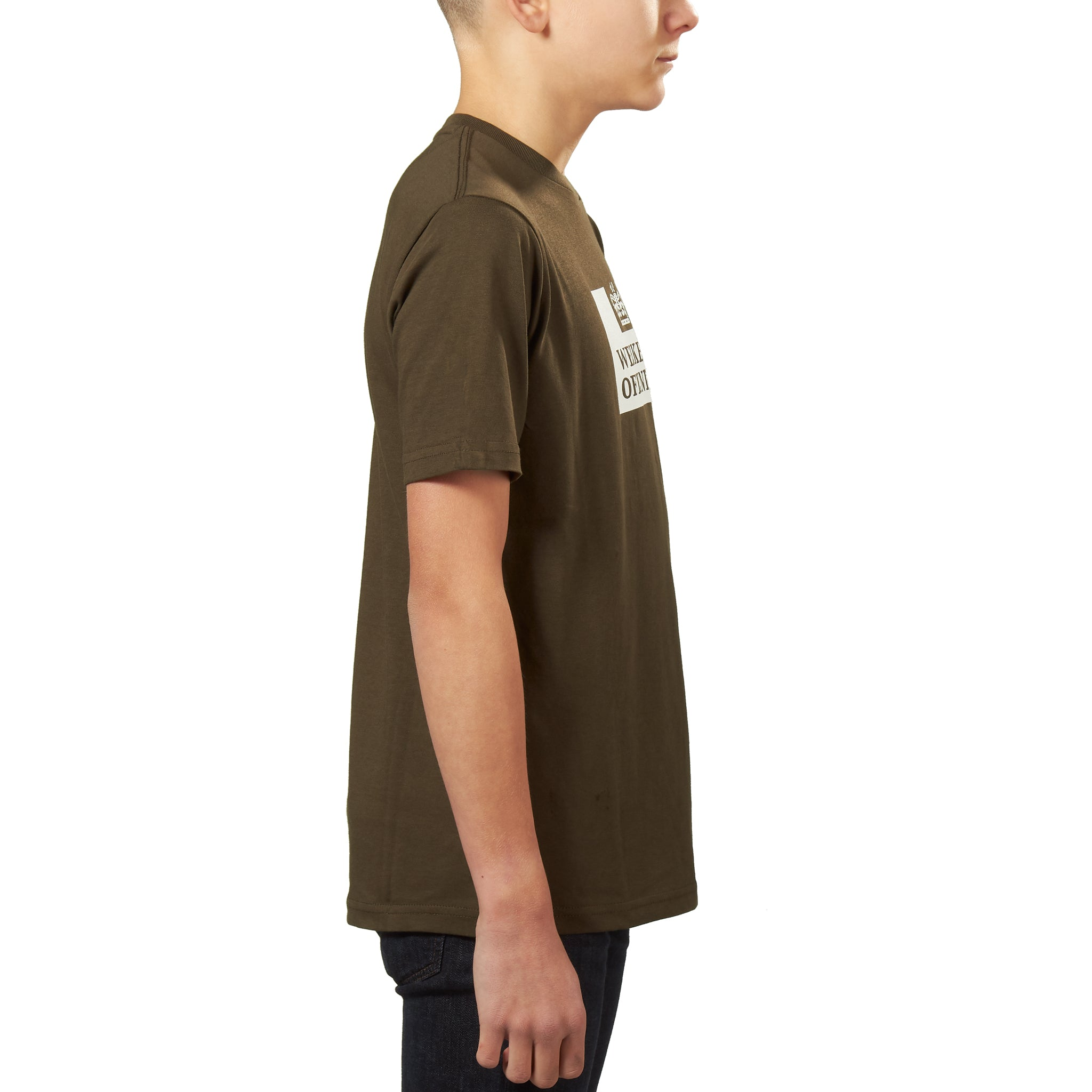 Kids SS18 Prison Uniform