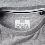 Kids WO Tee Grey Marl