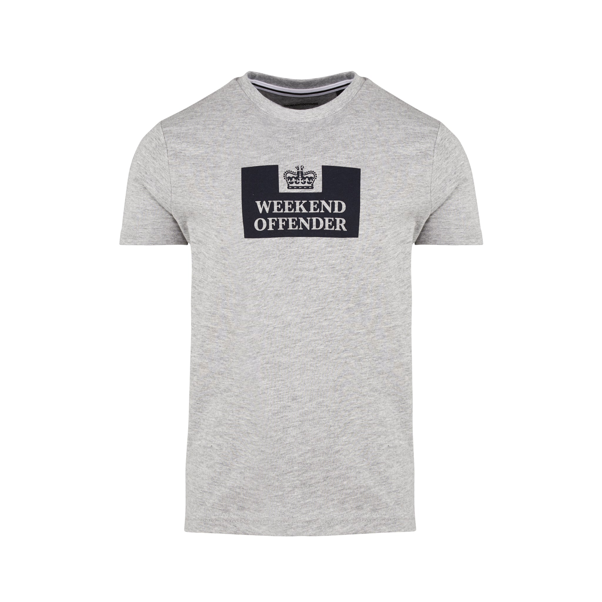 Kids Prison AW20 Grey Marl
