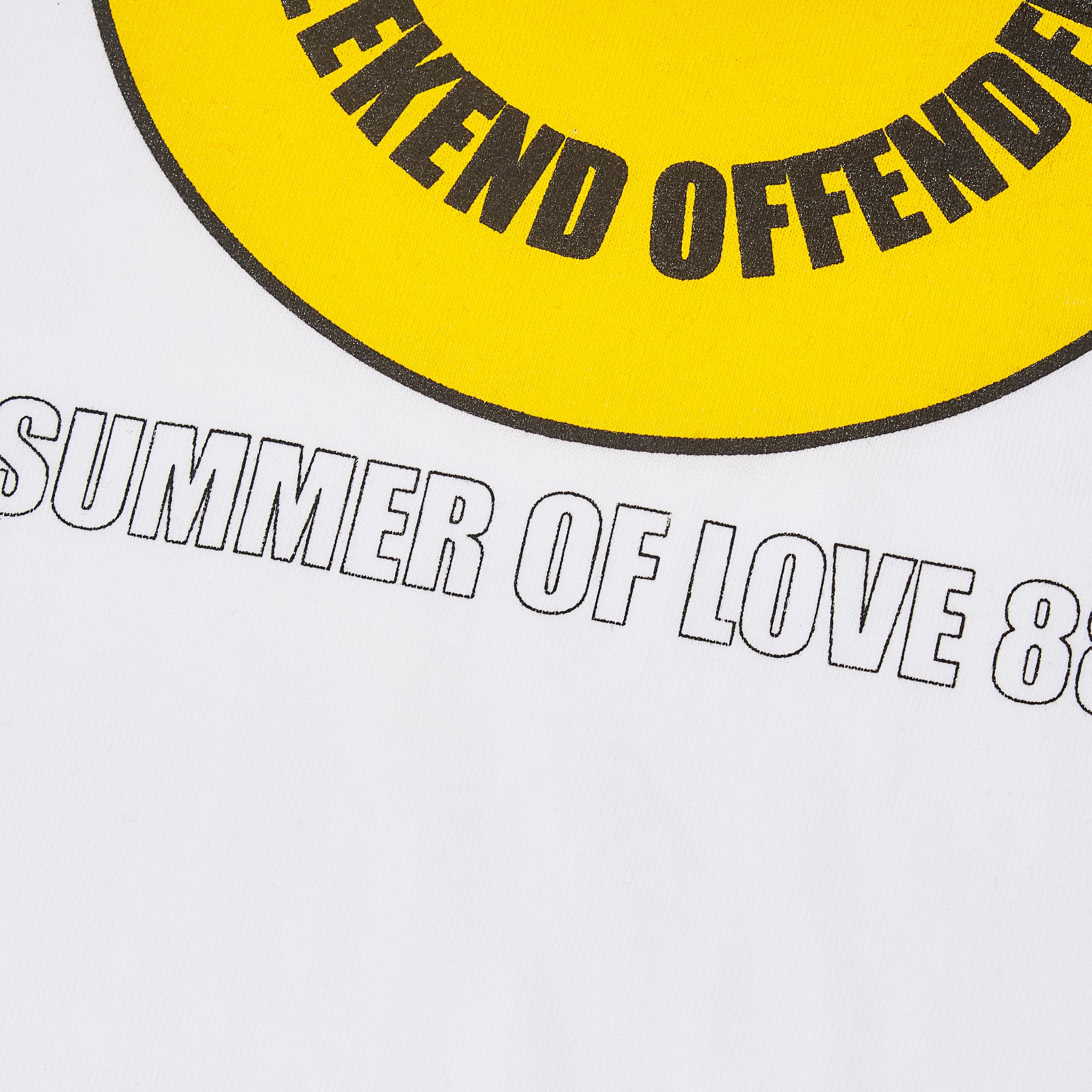 Kids Summer Of Love 88 White