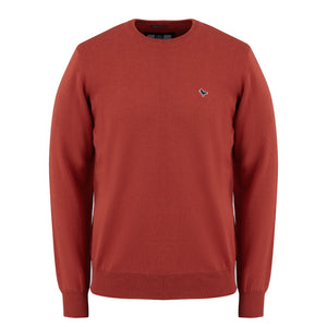 Napoli AW19 Red Rust