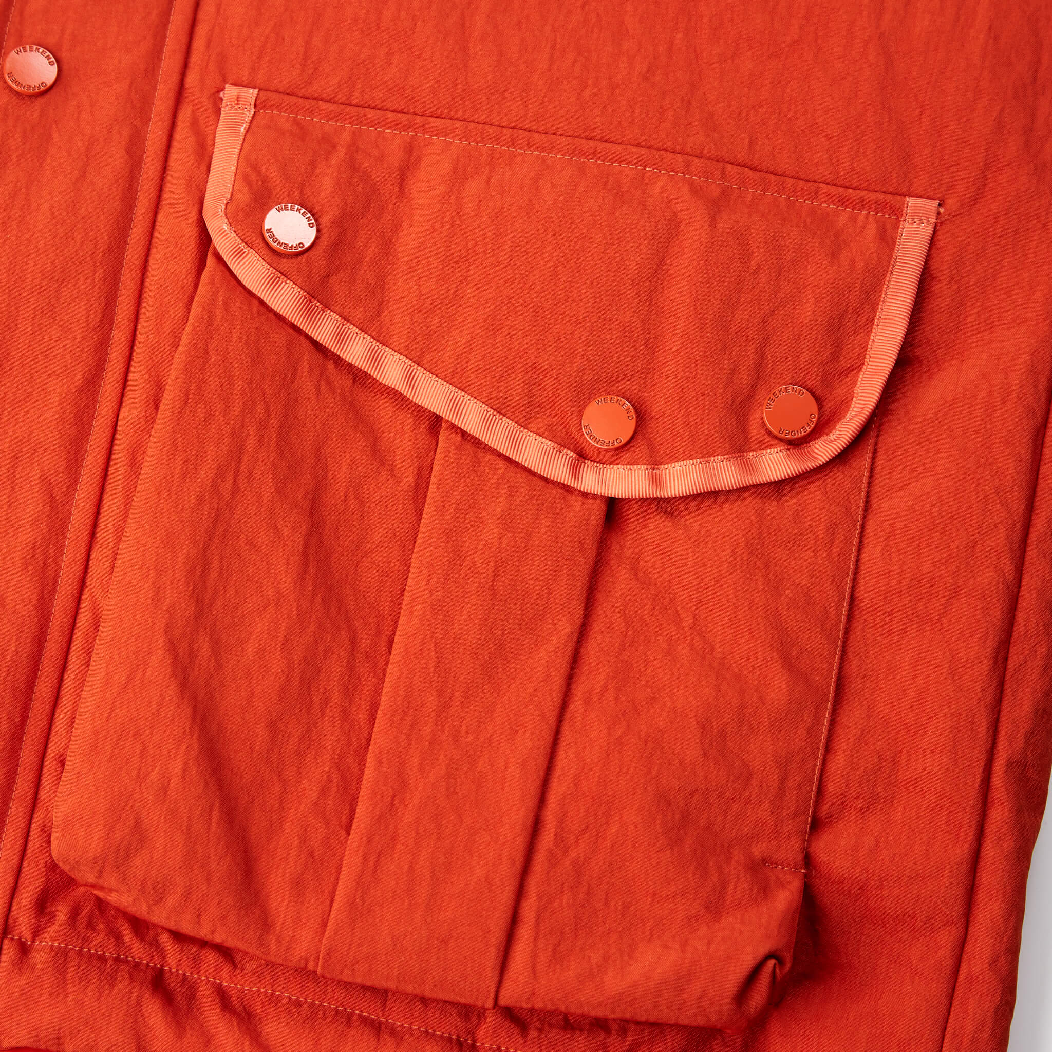 LG Signature Jacket Burnt Orange