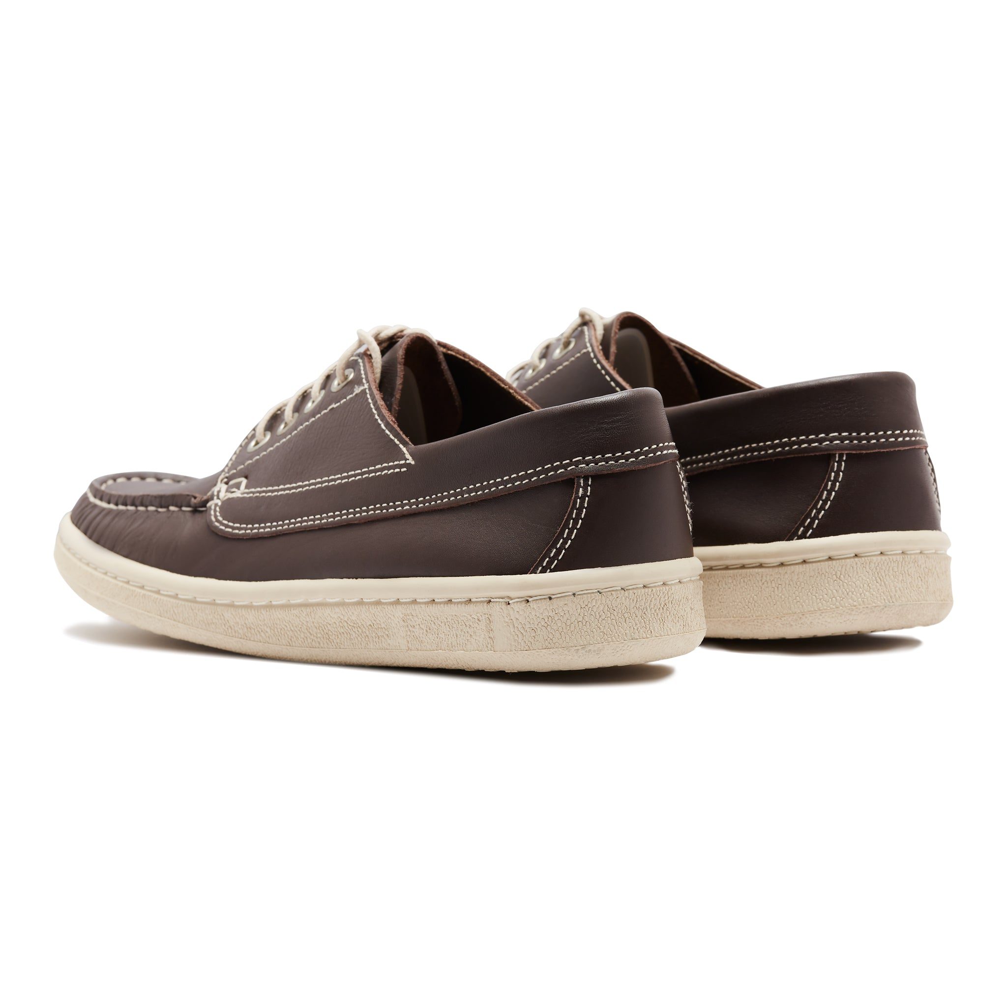 Veras Lisbon Leather Chocolate