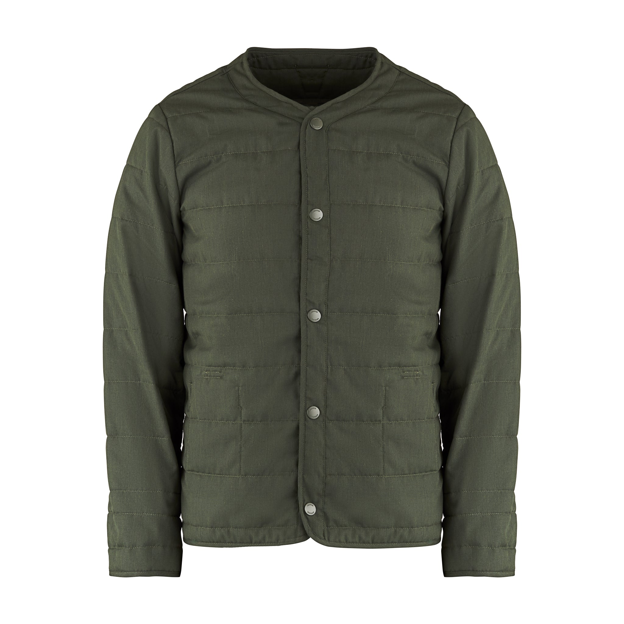 Solitaire Torch Jacket Dark Green
