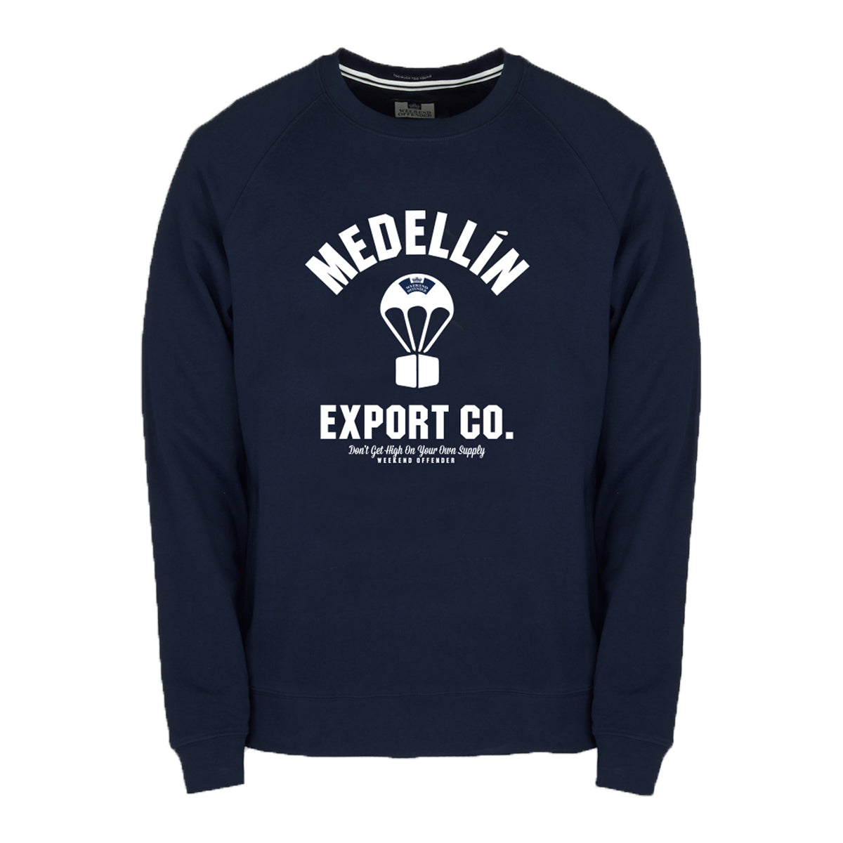 Medellin Sweat Navy